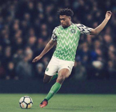 Iwobi 2018 World Cup