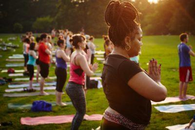Prospect Park Yoga