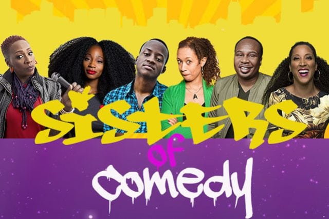 Sisters of Comedy Event