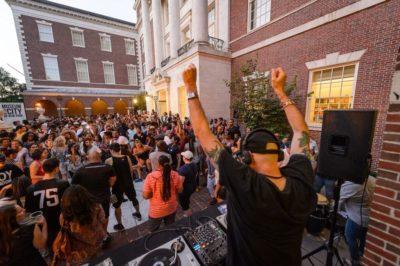 Uptown Bounce: Rhythm & Power