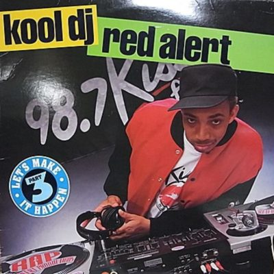 Hip Hop Talks with Kool DJ Red Alert-Celebrating 35 Years on the Radio