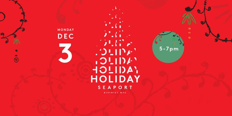 Seaport District Holiday Block Party
