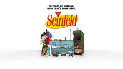 CELEBRATE THE 30TH ANNIVERSARY OF SEINFELD