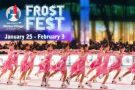 Bank of America Winter Village's FrostFest