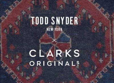 Introducing: Todd Snyder x Clarks Originals