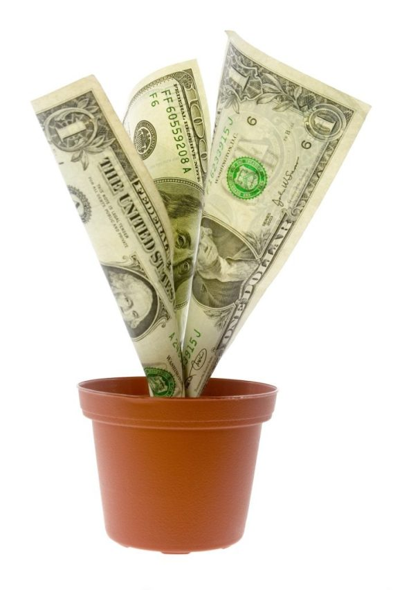 Invest money to make money