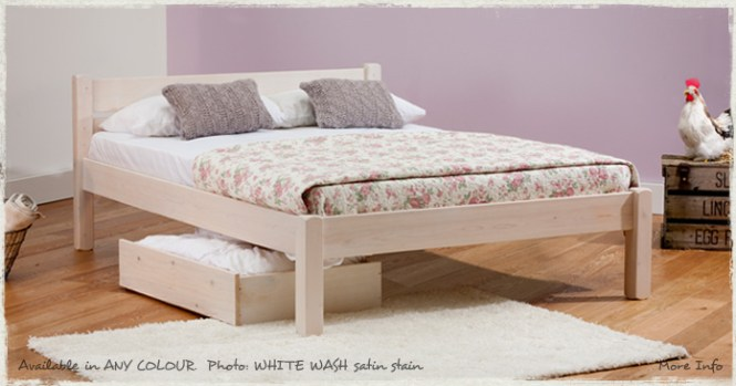 London Bed Wooden Frame