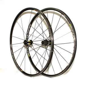 Mavic Aksium WTS Wheelset Black 2015