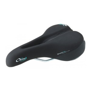 BioFlex Shocklite Ozone Ladies Saddle