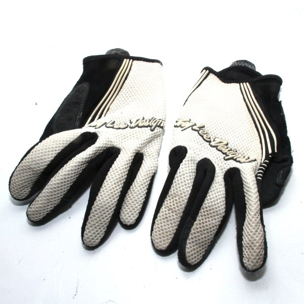 TLD TroyLee Designs XC Gloves Small White