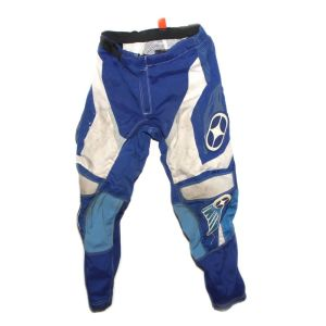 No Fear Blue Kids Race Pants