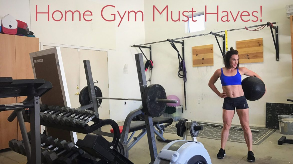 Garage gym ideas get mom strong