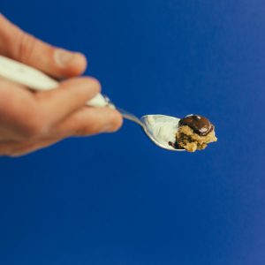 Spoonful of healthy pizookie