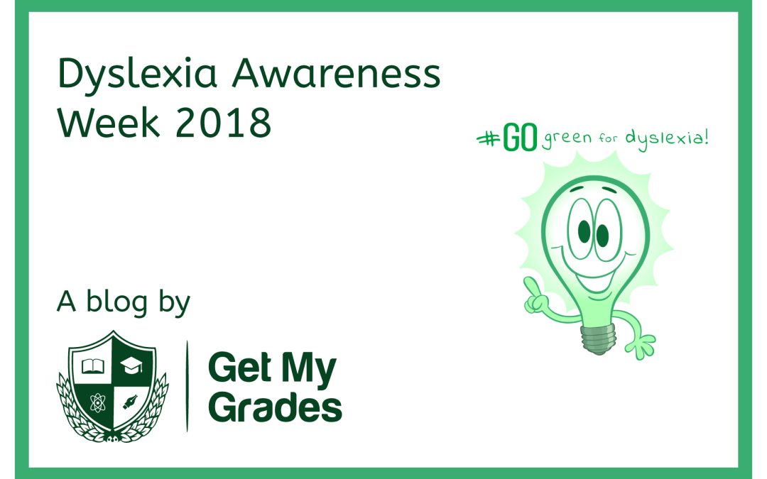 Dyslexia Awareness Week 2018