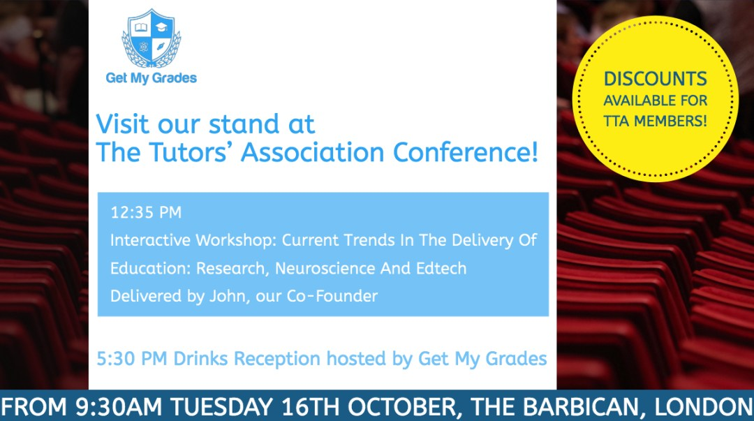 The Tutors' Association National Conference 2018