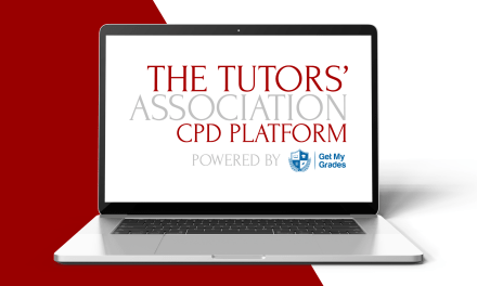 Collaboration with The Tutors' Association on CPD Platform