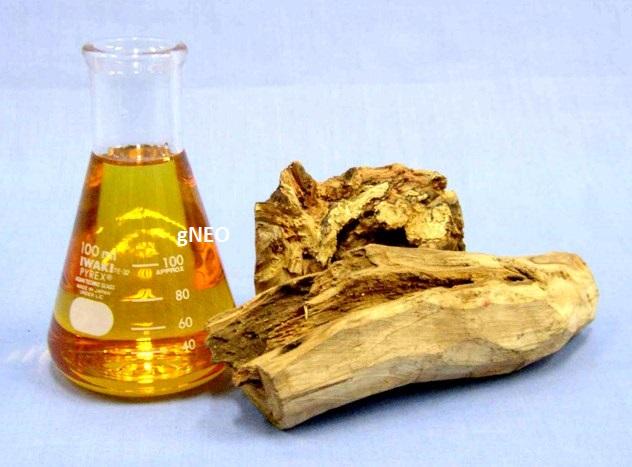 African Sandalwood Oil