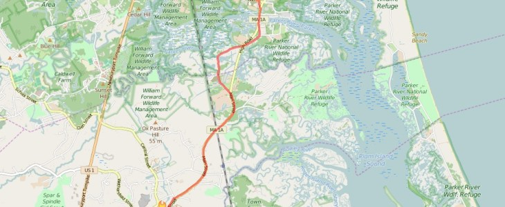 Little River to Prospect Hill