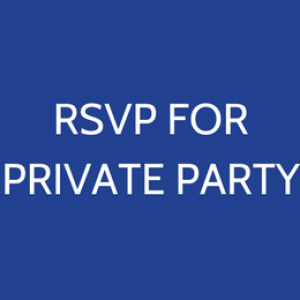 RSVP For A Private Party