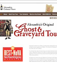 Alexandria Colonial Tours