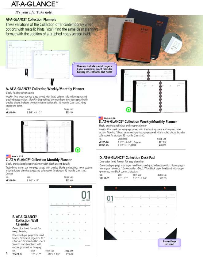 AT-A-GLANCE Collection Customizable Sell Sheet_Page_2