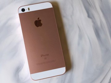 iPhone 5s vs iPhone SE