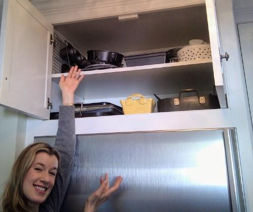 Two kitchen organizing tricks to make cooking easier