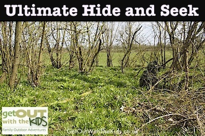 The Ultimate Hide And Seek Game