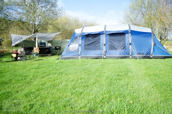Outwell Hornet XL Review - Simplifying Family C&ing & Zempire Aero TXL - A big family tent from down under - Get Out ...