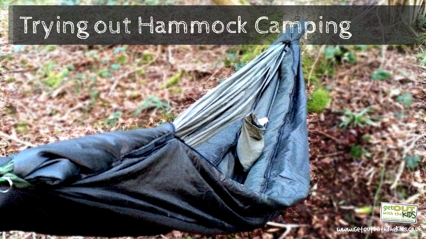 How To Spend The Night In The Woods With A Hammock