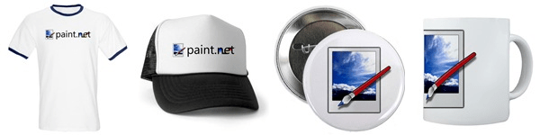 Paint.NET Merchandise Store