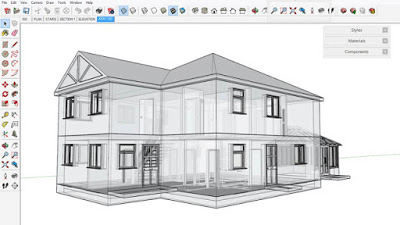SketchUp Pro 2017 With Crack Full Version