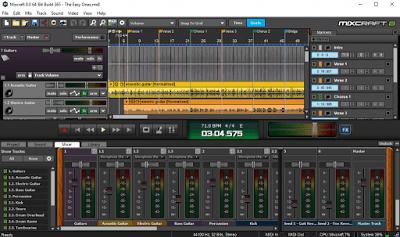 Mixcraft Pro Studio 8 1 With Crack + Keygen [Latest]