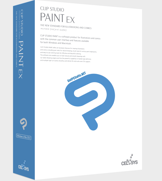 CLIP STUDIO PAINT EX 1.8.7 With Keygen Free Download