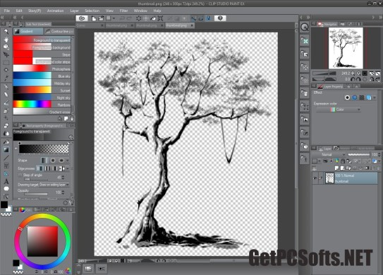 clip studio paint pro mac free download