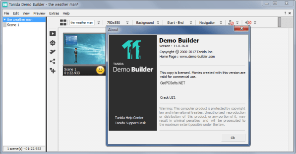 demo builder text to speech