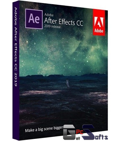 Adobe After Effects CC 2019 With Crack Free Download