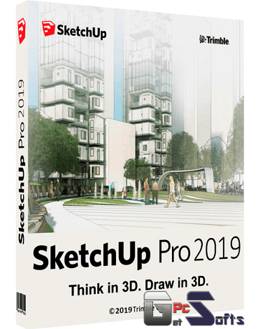 SketchUp Pro (2019) 19.1 With Crack Free Download