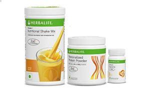 herbalife weight gain