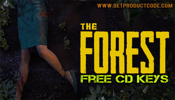 The Forest CD Key Generator 2016 Get Product Code