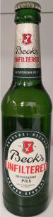 24 x 0,33 Liter (Glas) Becks unfiltered Service Icon