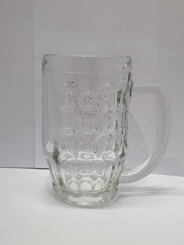Trinkglas-Bierseidel