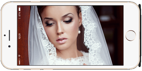 Wedding Bridal Makeup and Hair