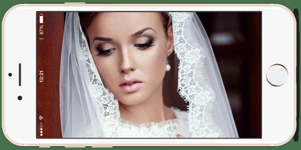 Wedding Bridal Makeup and Hair