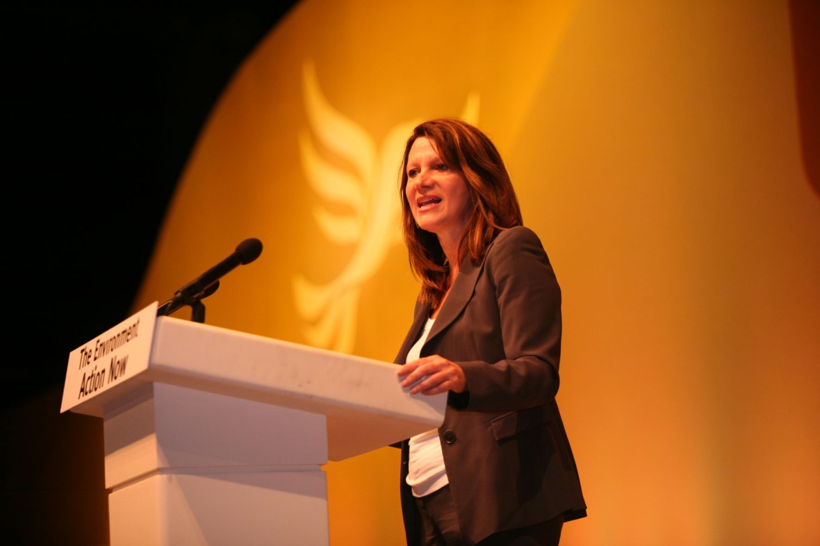 Lynne Featherstone, MP and former equalities minister, writes on helping to introduce the same-sex marriage bill for Get Real. Credits: Liberal Democrats