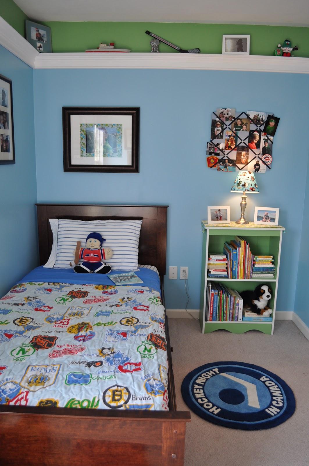 Hockey Room For Kids