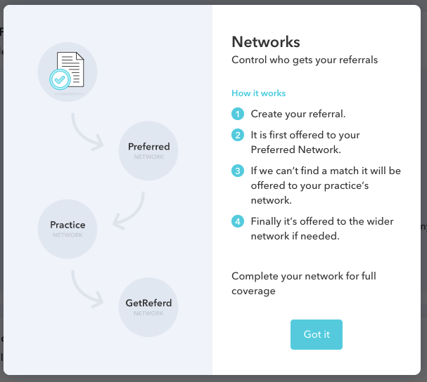 Product Updates - GetReferd - Referral Application
