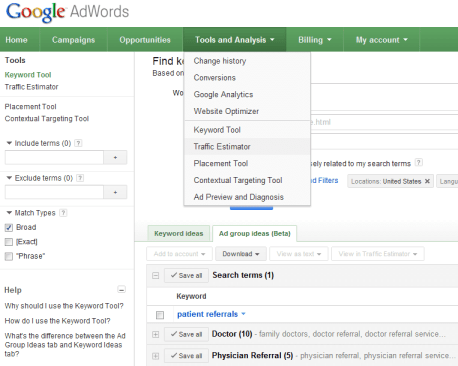 adwords 8 Quick Steps You Can Do Today to Set Your Healthcare Practice Up for Gigantic Success