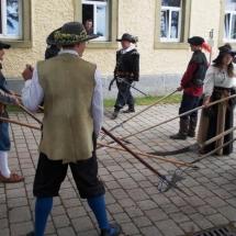 K800_2017 07 01 Bauern gegen Schlosswache