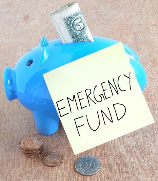 Image result for Starting/Increasing Emergency Fund